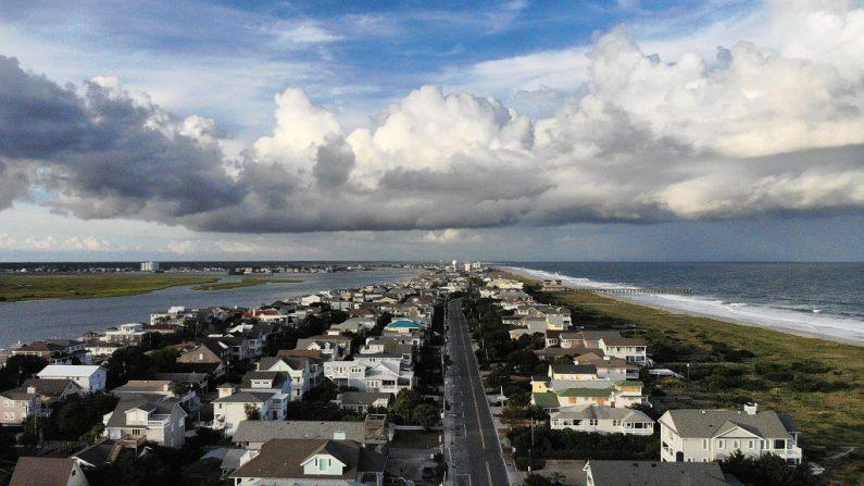 «Hurricane parties» pour l'arrivée de l'ouragan Florence