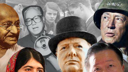 18 des plus grands héros du 20e siècle et au-delà