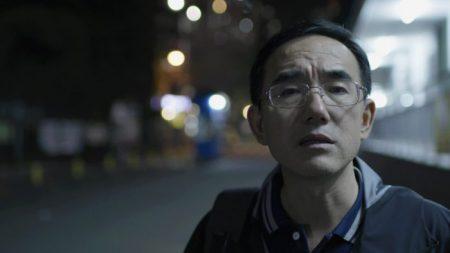 Un héros chinois ferme et résolu