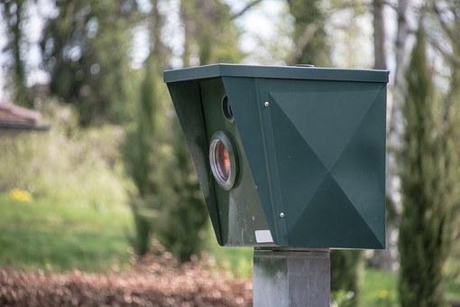 Bretagne: un radar automatique a été volé, il est revenu en pièces détachées