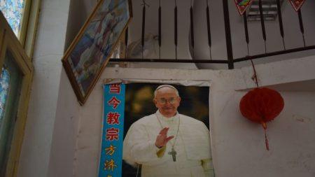 Un accord entre le Saint-Siège et la Chine communiste?