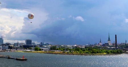 Tallinn, perle de la Baltique