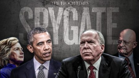 SPYGATE – Le plus grand scandale politique de l'histoire moderne américaine a impliqué les plus puissantes agences de l'État, utilisées contre le président Donald Trump [Infographie]