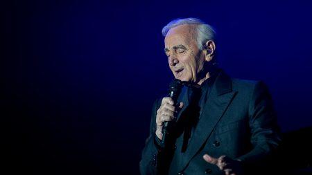 Mort de Charles Aznavour, dernier des géants de la chanson française