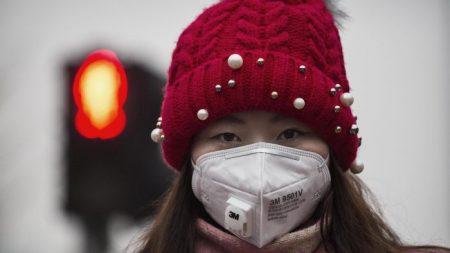 Pollution de l'air en Chine: une étude confirme le décès de 1,1 million de personnes chaque année