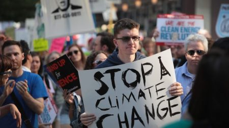 L'enjeu final du changement climatique: le socialisme