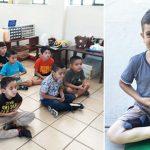 Les élèves de cette école mexicaine adorent leur «cours de paix» hebdomadaire