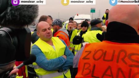 VIDEO. La chanson sur les «gilets jaunes » d'un youtubeur très virale