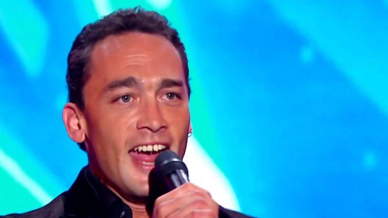 VIDÉO – Jean-Baptiste Guégan, le sosie vocal de Johnny, conquiert le public et le jury de 'La France a un incroyable talent'