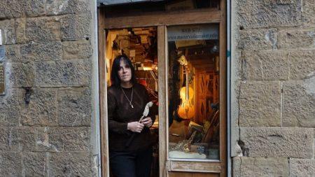 La raison et la sensibilité d'une luthière virtuose