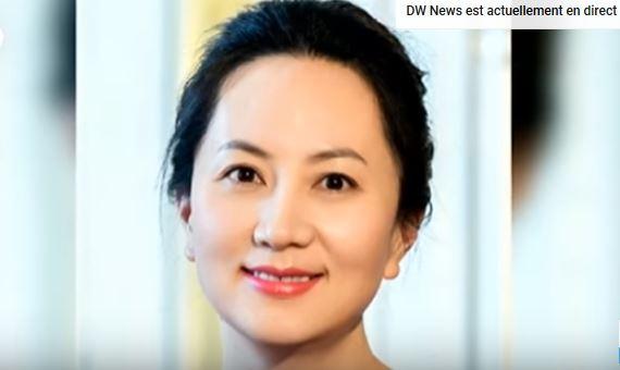 Audience reportée pour la directrice financière de Huawei