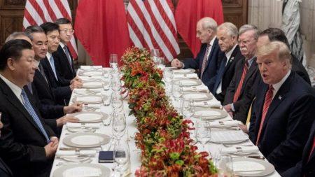 Pour être équitable, un accord commercial avec la Chine doit être «dur»