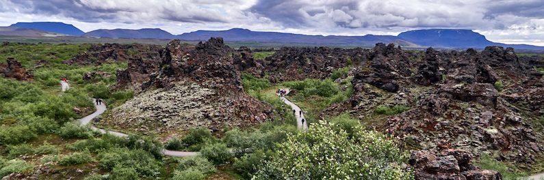Cap sur l'Islande