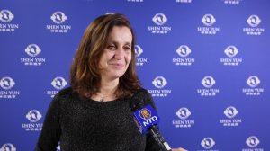 La réalisatrice Pascale Pouzadoux sous le charme de Shen Yun: «Il faudrait que le monde entier aille voir ce spectacle»