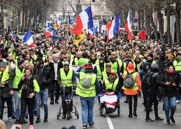 Acte IX des Gilets jaunes: le syndicat France Police conteste à nouveau les chiffres fournis par le ministère de l'Intérieur