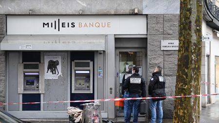 Paris– braquage spectaculaire sur les Champs-Élysées: plusieurs employés séquestrés