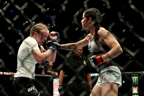 Un voleur tabassé par sa cible, une championne de MMA — Brésil
