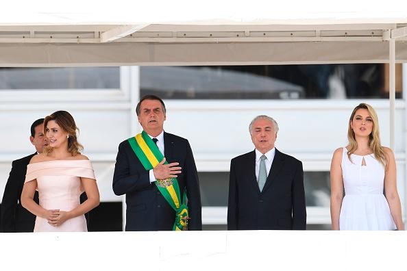 L'investiture de Bolsonaro sous haute tension — Brésil