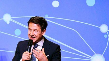 Italie: Giuseppe Conte souligne «l'amitié historique» avec la France