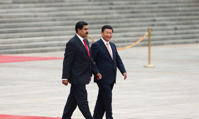 La révolution de couleur au Venezuela et ce qu'elle signifie au régime chinois