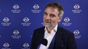 Un vice-président bruxellois «extrêmement impressionné par le professionnalisme et la grâce» de Shen Yun