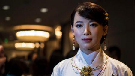 Une épouse robot: le dernier développement de l'intelligence artificielle en Chine