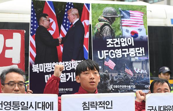À l'approche du sommet Trump-Kim, on rase gratis !