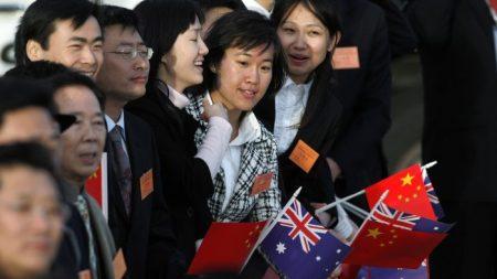 Le régime chinois infiltre l'Occident par le biais de ses organisations locales