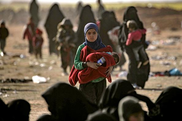 La France a rapatrié vendredi de Syrie plusieurs enfants de djihadistes