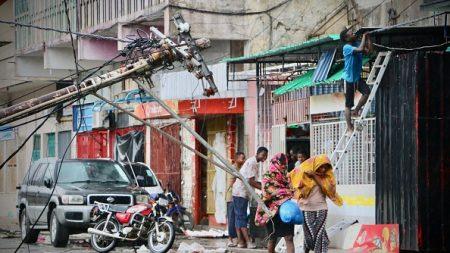 Cyclone Idai au Mozambique: Beira «endommagée ou détruite à 90%» (Croix-Rouge)