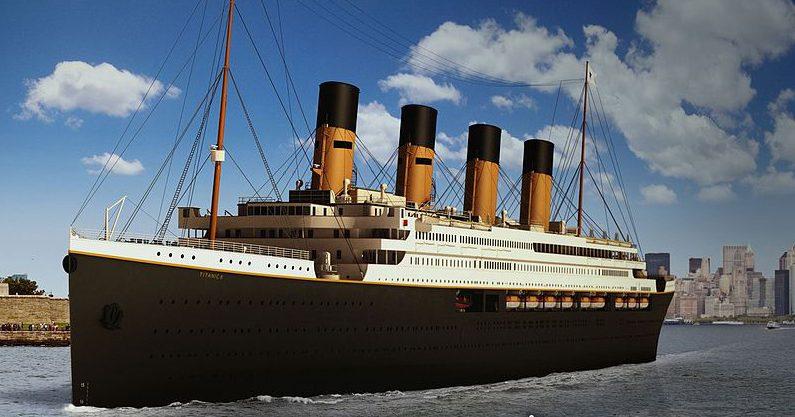 Le Titanic II prendra la mer en 2022 et parcourra le même itinéraire que celui du célèbre navire