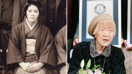Le Livre Guinness des records rend hommage à une femme de 116 ans en lui décernant le titre de «personne la plus âgée au monde»