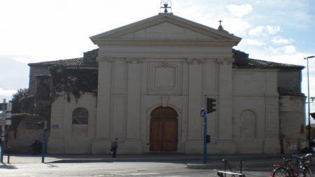 Actes antichrétiens: une église taguée en plein centre-ville de Montpellier