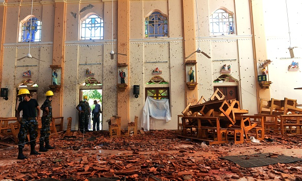 Sri Lanka: un mouvement islamiste local derrière les attentats de Pâques