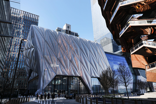 Le «Shed», centre culturel à vocation populaire au cœur de Manhattan