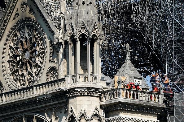 Notre-Dame – Deux anciens artisans de la cathédrale donnent leur point de vue sur l'incendie: «C'est vraiment surprenant»