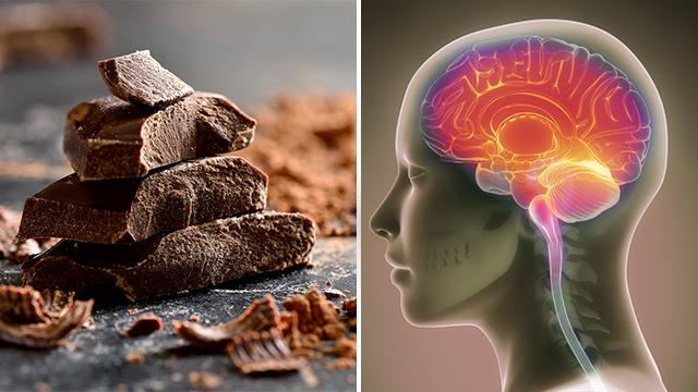 Manger du chocolat est bon pour le cerveau et d'autres organes du corps, selon les scientifiques