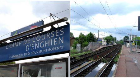 Val-d'Oise: Ils hurlent «Allahou Akbar» dans un train et menacent d'actionner leurs ceintures d'explosifs