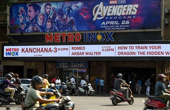 «Avengers: Endgame» se rapproche à grands pas du record d'Avatar au box-office