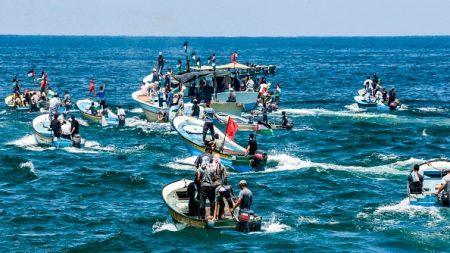 Israël annonce avoir élargi les zones de pêche au large de Gaza