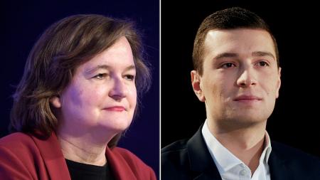 Européennes: l'écart n'a jamais été aussi grand entre le RN et LREM à une semaine du scrutin