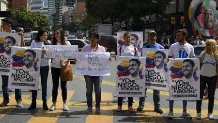 Venezuela: un opposant libéré avant la visite d'une représentante de l'ONU