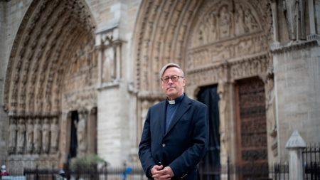 Première messe samedi à Notre-Dame de Paris, deux mois après l'incendie