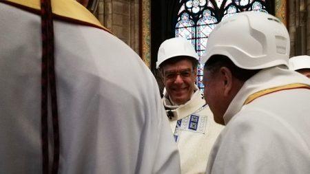 Première messe à Notre-Dame depuis l'incendie pour célébrer une cathédrale «bien vivante»
