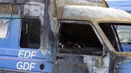 Grenoble: huit voitures d'EDF brûlées, pas d'interpellation