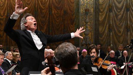 Un garçon autiste s'exclame «Wow» après un concert de Mozart et remporte le cœur des amateurs de musique classique